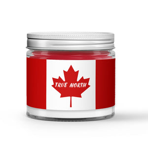 True North Canada Candle Maple Syrup – Decaying Damp Leaves Scented - Dio Candle Company