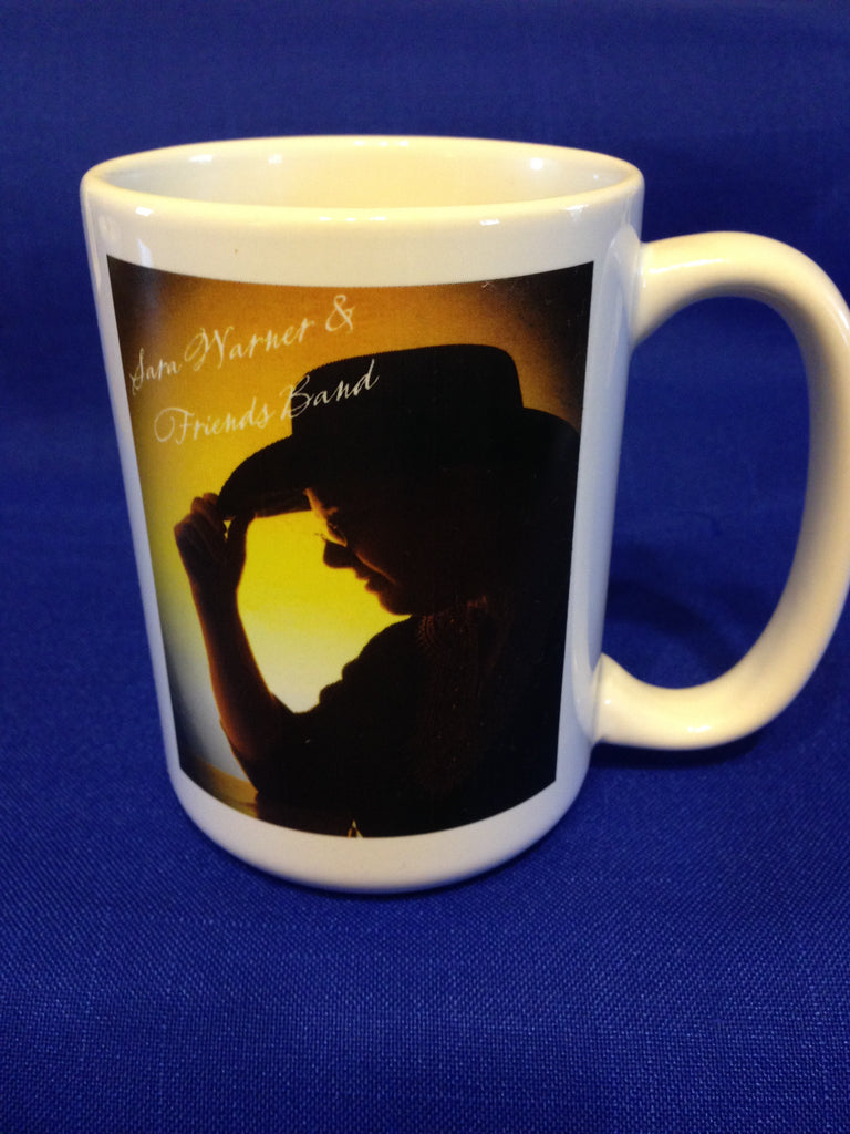 Custom Coffee Mug - Candy Laird Crafts & Designs
