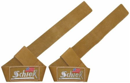 Schiek 1100LLS Leather Lifting Straps, 21 Inches