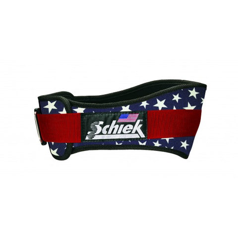 Schiek Stars n' Stripes Lifting Belt