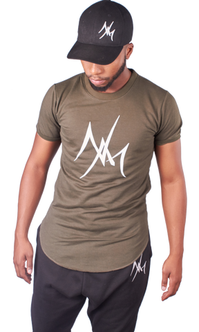 Olive Short Sleeve T-Shirt