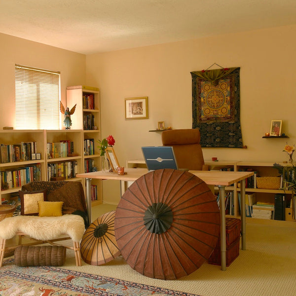 Home Offices During COVID & After: Feng Shui & Vastu