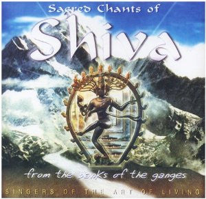 healing sound Sacred Chants of Shiva CD craig pruess sanskrit healing sound recommendations siva