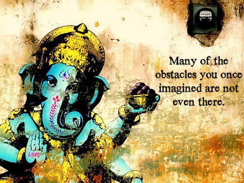 get out of your own way with vastu  imagined obstacles ganesha