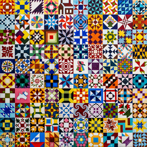 Classic Quilt Blocks -- by Thomas Jordan Gallery