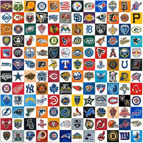Classic Sports Teams -- by Thomas Jordan Gallery