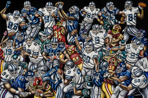 Cowboys Future Champs -- by Thomas Jordan Gallery