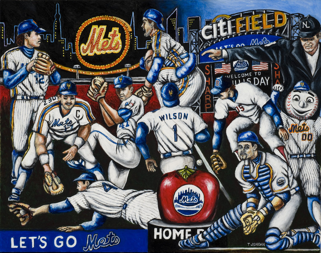 The Mets -- by Thomas Jordan Gallery