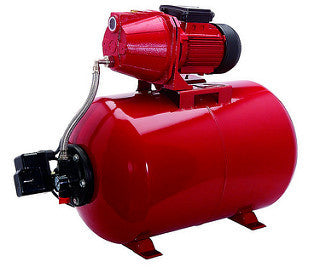 DICA BHHP1.T80 BOMBA HIDRONEUMATICO 1HP TANQUE 80LTRS