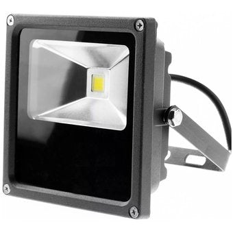 JWJ REFLECTOR LED ULTRA DELGADO C-20W E-200W CALIDA