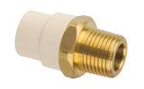 PLOME ADAPTADOR BRONCE MACHO 51MM= 2