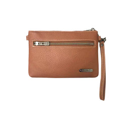 RLH-024 Montana West Hair-On Cowhide Leather Clutch/Crossbody