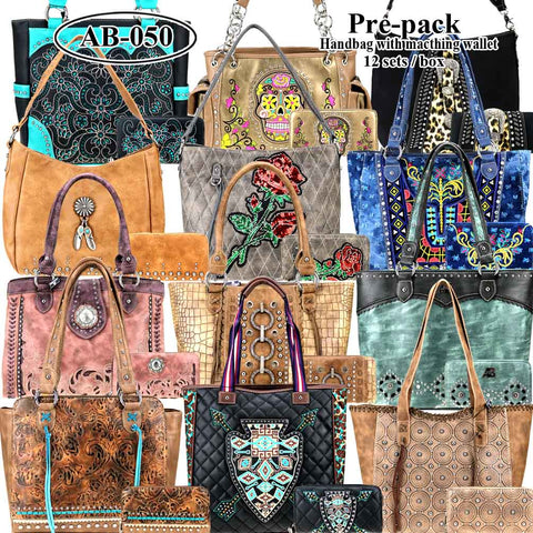 AB-050W American Bling Pre-pack Set