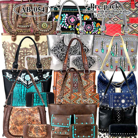 AB-054W American Bling Pre-pack Set