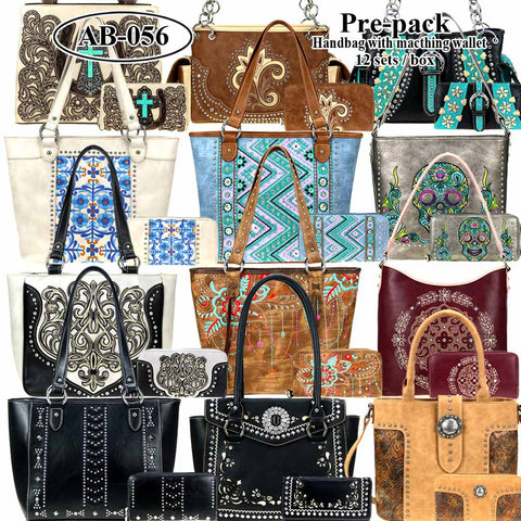 AB-056W American Bling Pre-pack Set
