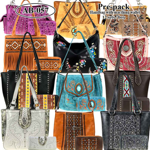 AB-057W American Bling Pre-pack Set