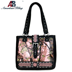 ABD-3002  American Bling Dual Sided Concealed Carry Tote Bag