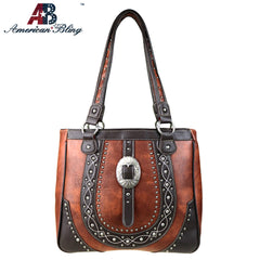 ABD-4004  American Bling Dual Sided Concealed Carry Tote Bag