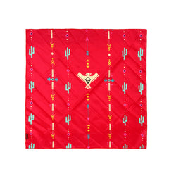 BDN03  Montana West Arrow Thunderbird Pattern Print Bandana- Assorted Colors (12 PCS)