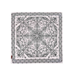 BDN06  Montana West Floral Mandala Print Bandana- Assorted Colors (12 PCS)