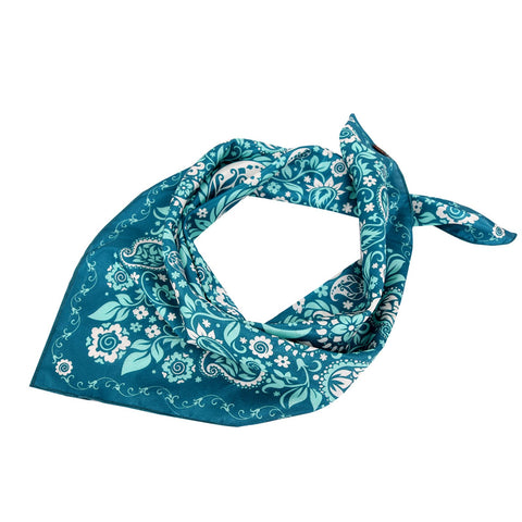 BDN08  Montana West Paisley Mandala Print Bandana - Assorted Colors (12 PCS)