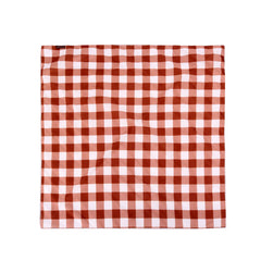 BDN11  Montana West Checkered Bandana - Assorted Colors (12 PCS)