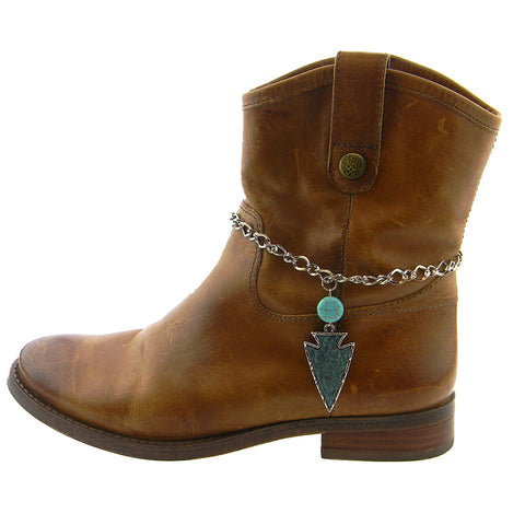 BOT180315-03  WESTERN CHARMS BOOT CHAIN