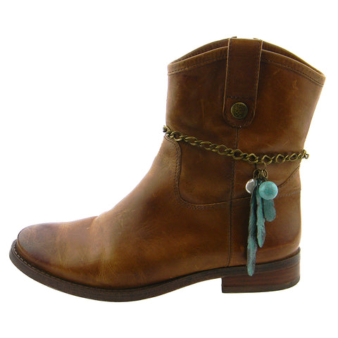 BOT180315-14  WESTERN CHARMS BOOT CHAIN