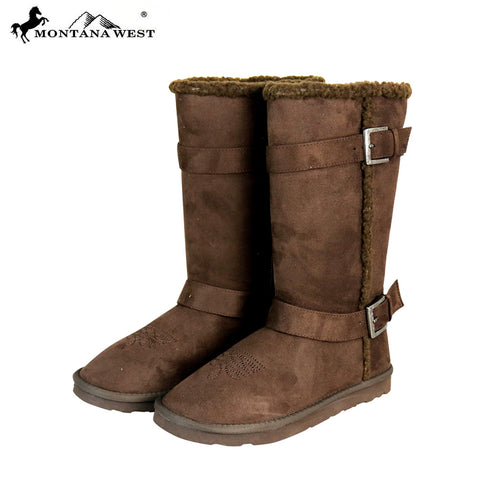 BST-101 Montana West Boots Buckle Collection- By Case