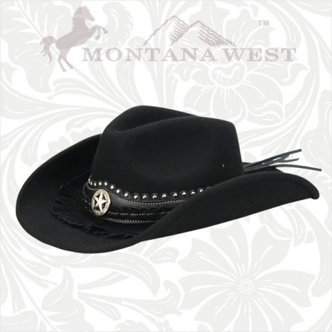 CHT-9007 Montana West Cowgirl Collection Hat