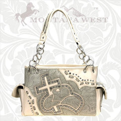 CSH-8085 Montana West Spiritual Collection Handbag