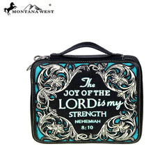 DC015-OT  Montana West Scripture Bible Verse Collection Bible Cover