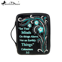 DC017-OT Montana West Scripture Bible Verse Collection Bible Cover