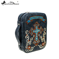 DC021-OT Montana West  Spiritual Collection Bible Cover