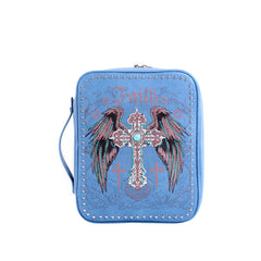 DC031-OT Montana West Spiritual Collection Bible Cover