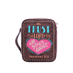 DC033-OT Montana West Scripture Bible Verse Collection Bible Cover