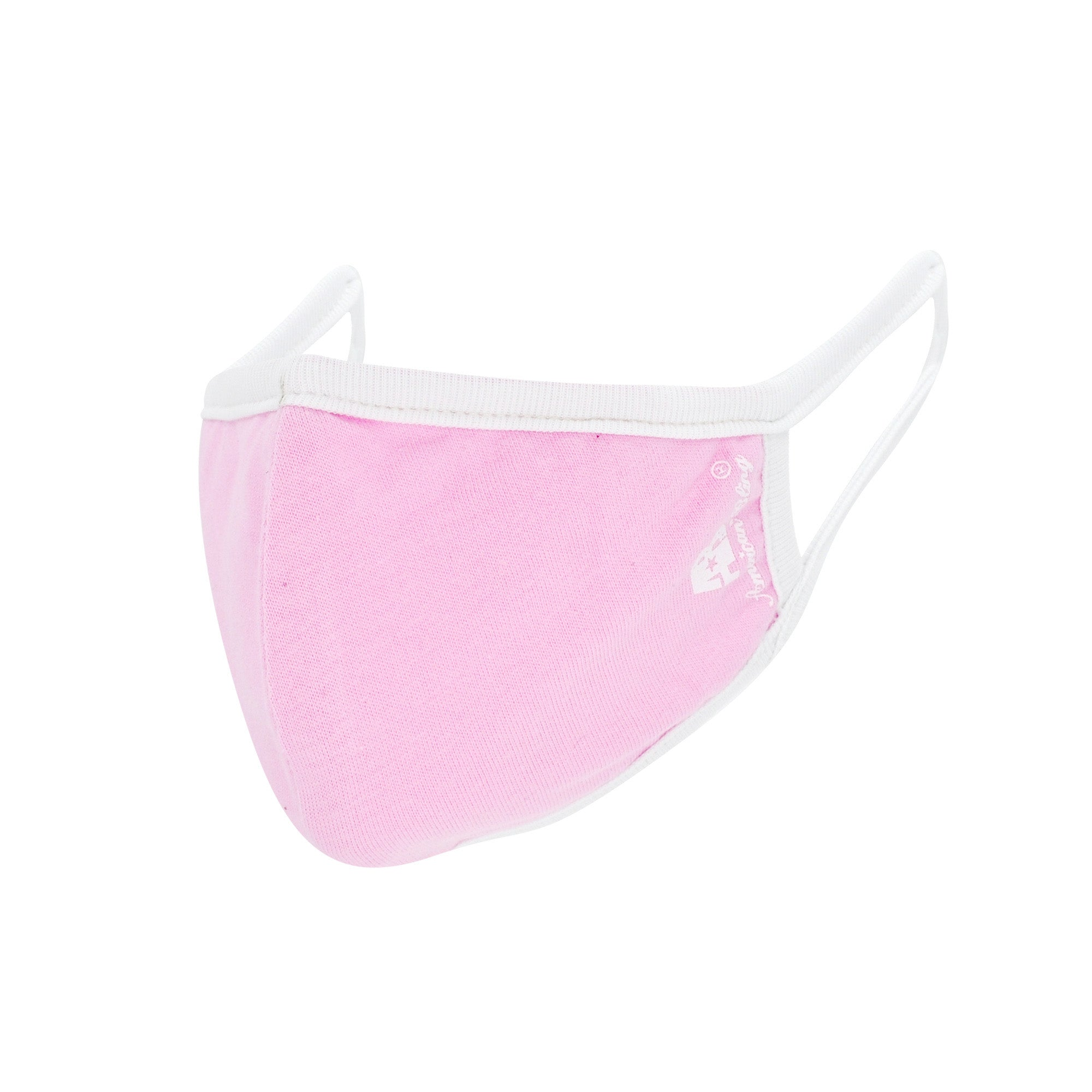 FCM-KD01 American Bling Kid Fabric Face Mask Double Layer with Adjustable Nose Clip 1PC  Pack