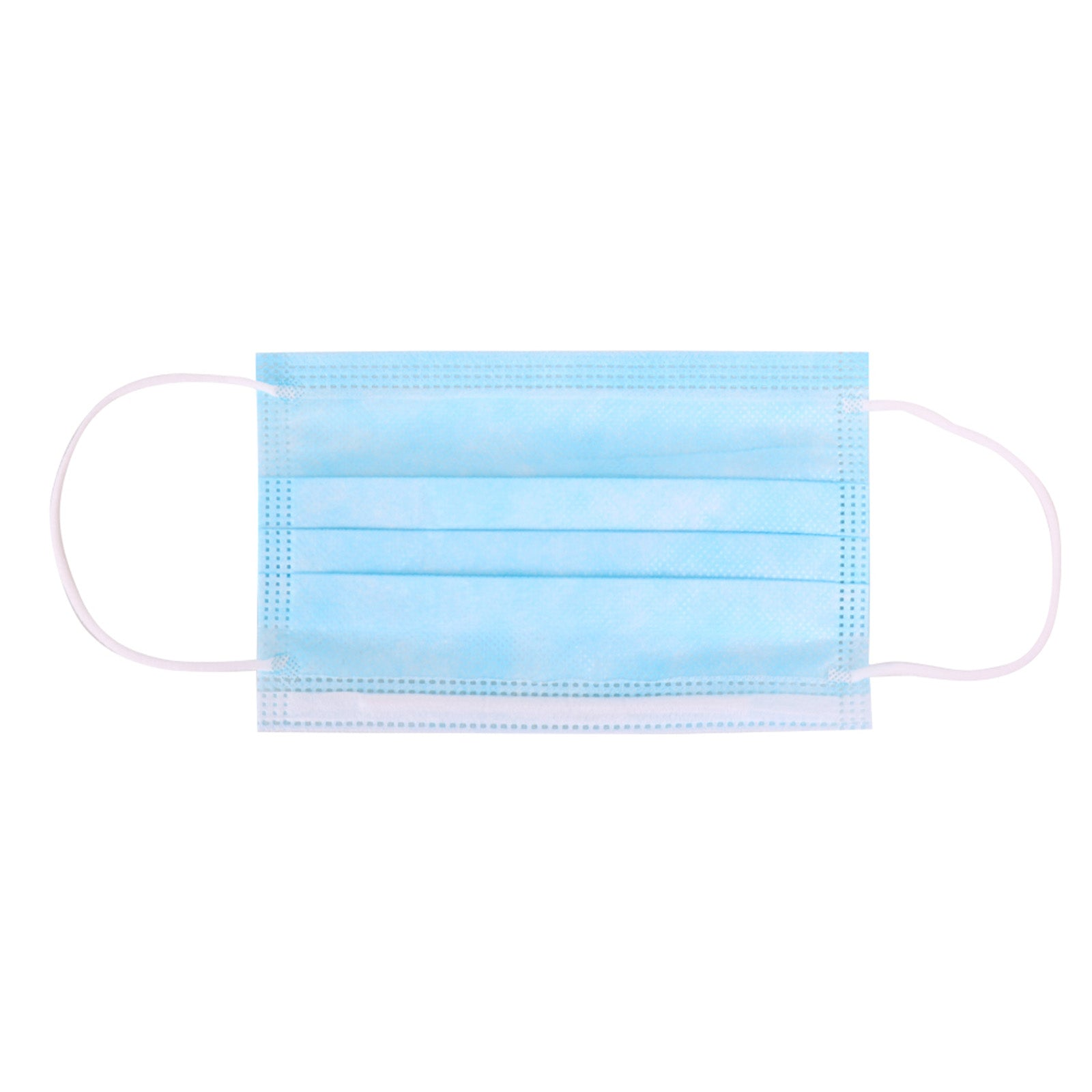 KD-FMBL  American Bling Kids 3 Ply Disposable Blue Face Mask Non-Medical (5pcs/Pack)