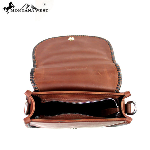 LEA-6003 Trinity Ranch 100% Genuine Leather Collection