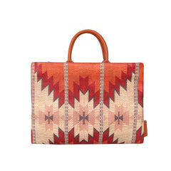"LPC-1003-15""  Montana West Waterproof Aztec Print Laptop Sleeve /Messenger Bag/Briefcase Computer Bag"