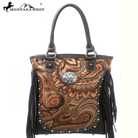 MW109-8561 Western Aztec Collection Handbag