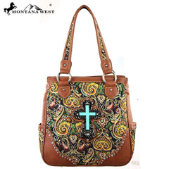 MW211-8283 Montana West Western Spiritual Collection Handbag