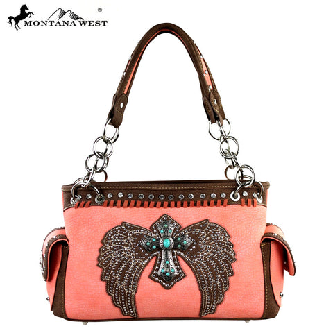 MW268-8085 Montana West Spiritual Collection Handbag