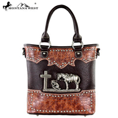 MW270-8248  Montana West Spiritual Collection Purse