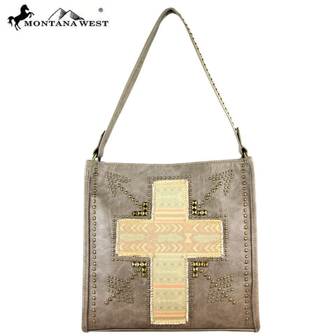 MW297-121 Montana West Spiritual Collection Handbag