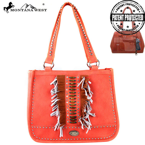 MW303G-8277 Montana West Concealed Handgun Collection Handbag