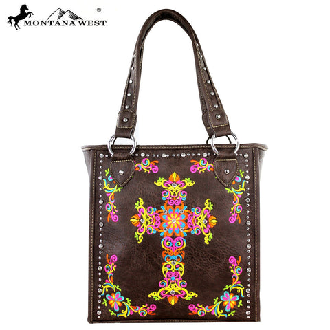 MW325-8113 Montana West Spiritual Collection Tote