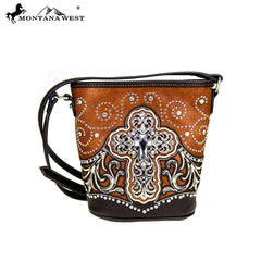 MW414-8296 Montana West Spiritual Collection Crossbody