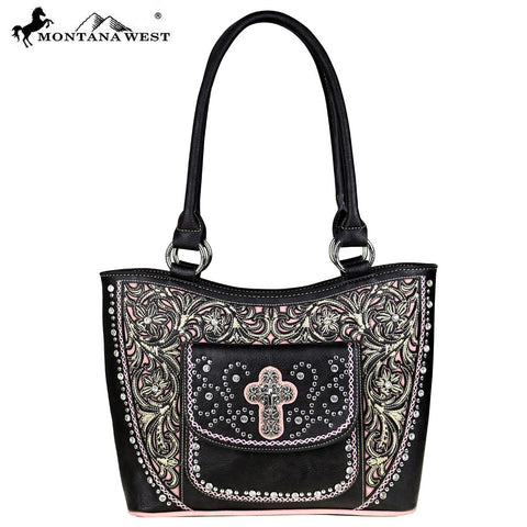 MW487-8304 Montana West Spiritual Collection Tote