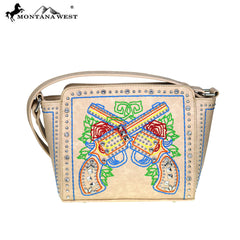 MW524-8350 Montana West Pistol Collection Crossbody
